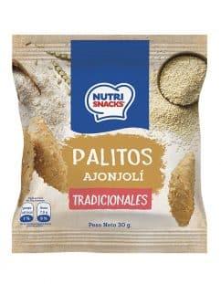 palitos de ajonjolí tradicionales Nutrisnacks 30g