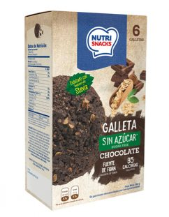 Galleta Sugar Free Chocolate