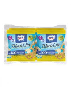 4 pack biscolite Nutrisnacks rosquillas de maíz y queso bajas en grasa y certificadas libres de gluten