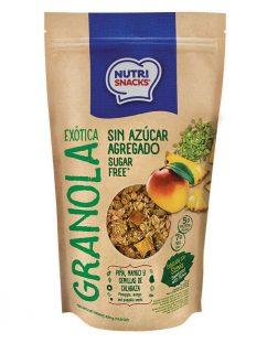 Granola exótica 420g