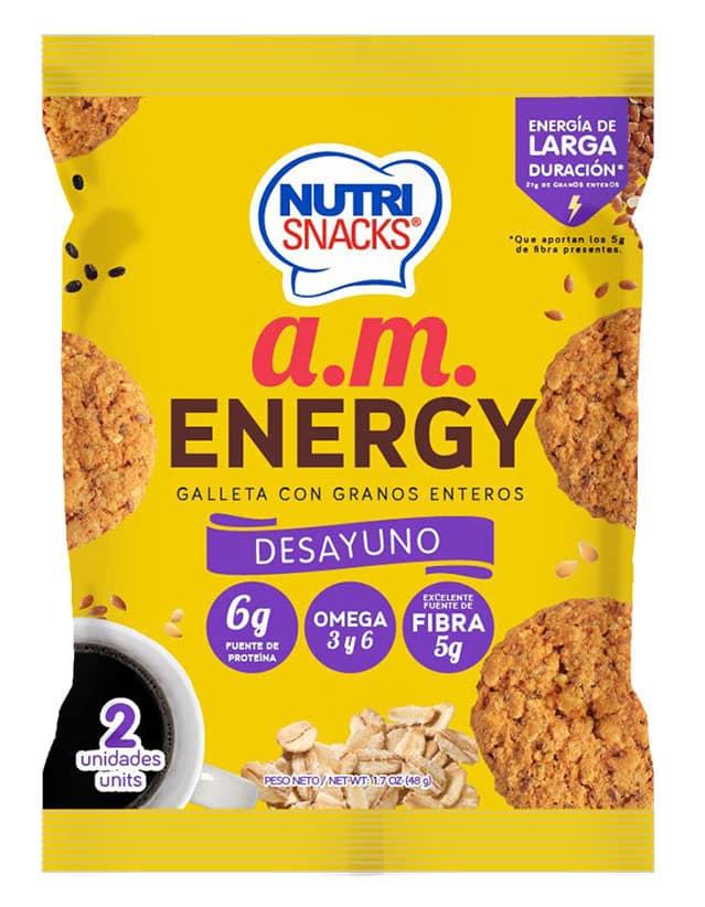 Galleta desayuno a.m. Energy