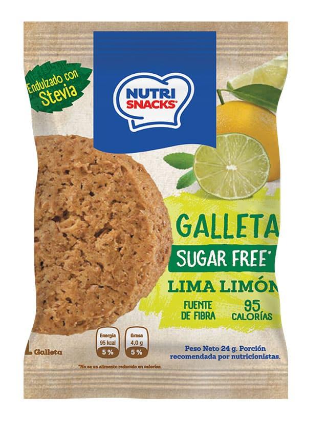 Lemon Cookie Sugar Free