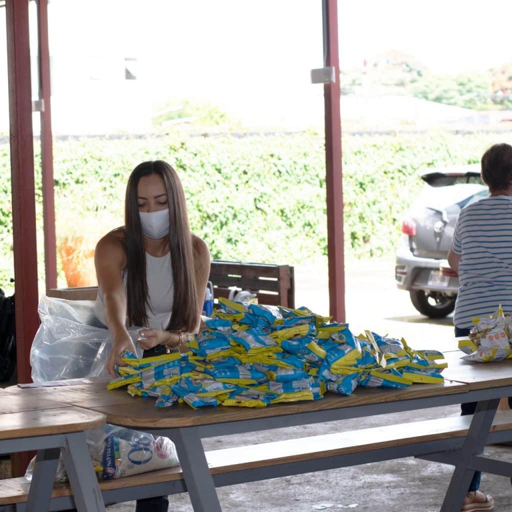 Donación Nutrisnacks Plan Ayuda
